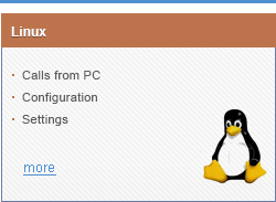 Download and Config Linux softphones Jitsi